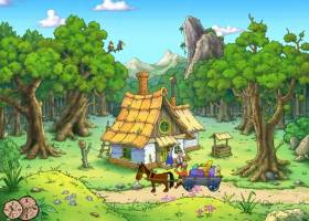 Timberland World Screensaver screenshot