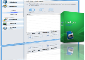 GiliSoft File Lock screenshot