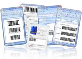 ConnectCode Barcode Software and Fonts screenshot