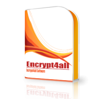 Encrypt4all Professional Edition screenshot
