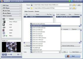 DVDFab screenshot