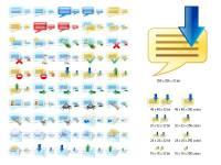 Messenger Icons for Vista screenshot