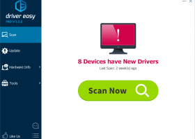 Driver Easy screenshot