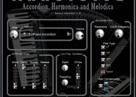 Akkordica Virtual Accordion VSTi Vista download - Akkordica
