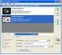 Windows DVD Maker screenshot