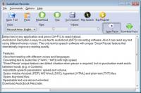 Audiobook Recorder screenshot
