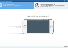 Free iPhone Data Recovery screenshot
