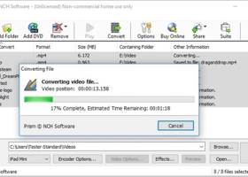 Prism Video Converter Free screenshot
