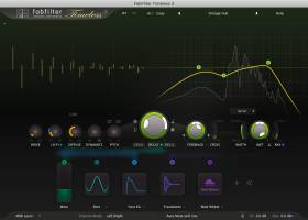 FabFilter Timeless 64-bit screenshot