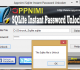 Appnimi SQLite Instant Password Unlocker