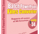 Batch PowerPoint File Converter