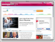 Pink Crayon Internet Explorer Theme