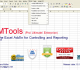 MTools Excel Add on (Free)