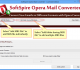 Import Data from Opera Mail to Outlook