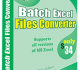 Batch Excel File Converter