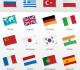 Language Flags